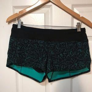 Lululemon | Speed Shorts